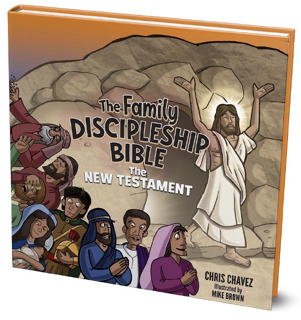 Family Discipleship Bible New Testament